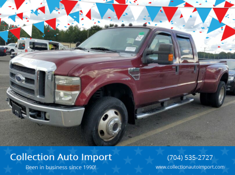 2008 Ford F-350 Super Duty for sale at Collection Auto Import in Charlotte NC