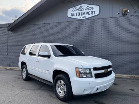 2011 Chevrolet Tahoe for sale at Collection Auto Import in Charlotte NC