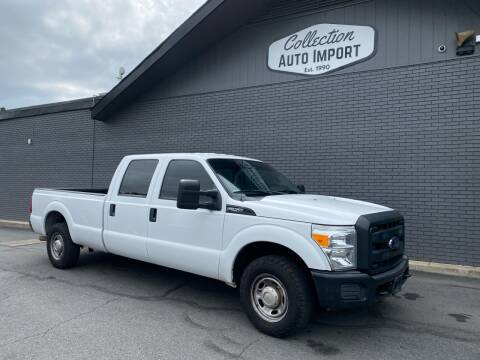 2016 Ford F-250 Super Duty for sale at Collection Auto Import in Charlotte NC