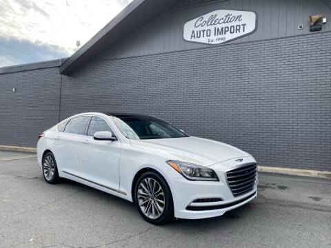 2015 Hyundai Genesis for sale at Collection Auto Import in Charlotte NC