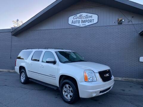 2011 GMC Yukon XL for sale at Collection Auto Import in Charlotte NC