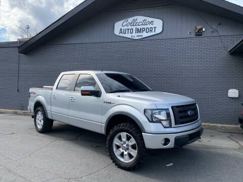 2010 Ford F-150 for sale at Collection Auto Import in Charlotte NC