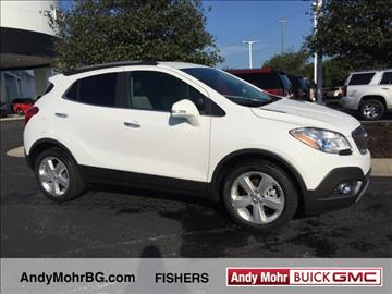 2016 Buick Encore for sale in Fishers, IN