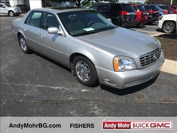 2004 Cadillac DeVille for sale in Fishers, IN