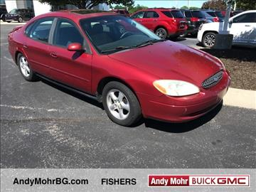 2002 Ford Taurus for sale in Fishers, IN
