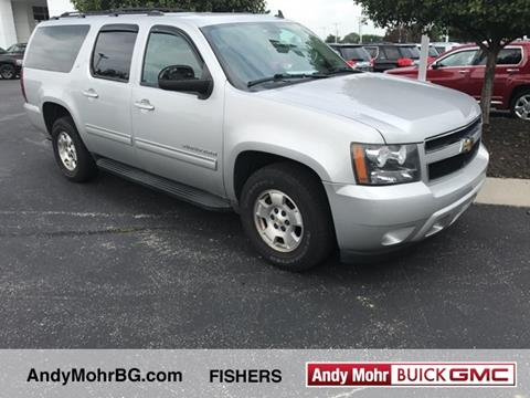 2010 Chevrolet Suburban for sale in Fishers, IN