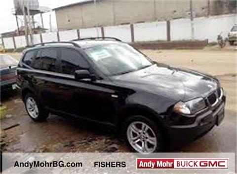 2005 BMW X3 for sale in Fishers, IN