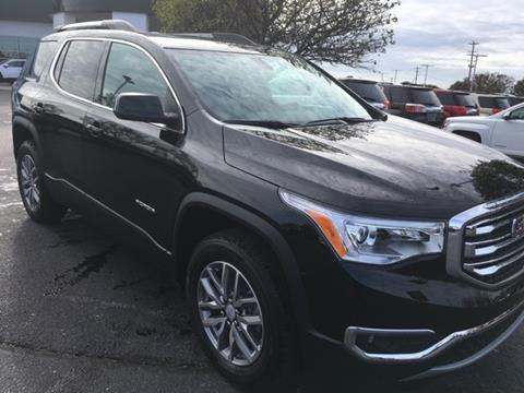 2018 GMC Acadia for sale in Fishers, IN