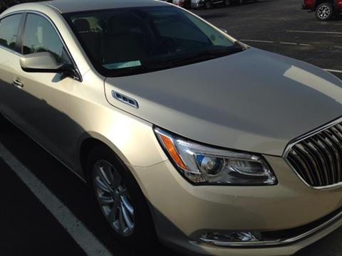 2015 Buick LaCrosse for sale in Fishers, IN