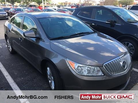 2012 Buick LaCrosse for sale in Fishers, IN