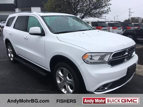 2015 Dodge Durango for sale in Fishers, IN
