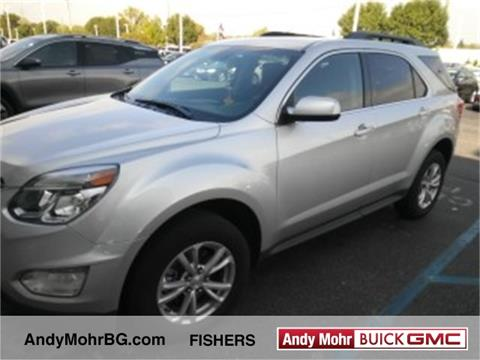 2016 Chevrolet Equinox for sale in Fishers, IN