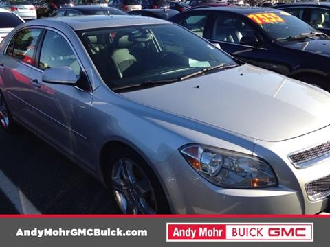2011 Chevrolet Malibu for sale in Fishers, IN