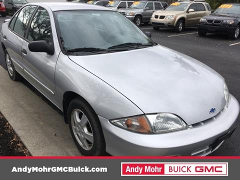 2002 Chevrolet Cavalier for sale in Fishers, IN