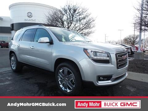 2017 GMC Acadia Limited for sale in Fishers, IN