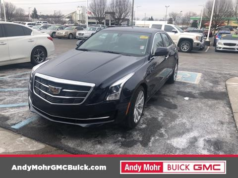 2017 Cadillac ATS for sale in Fishers, IN