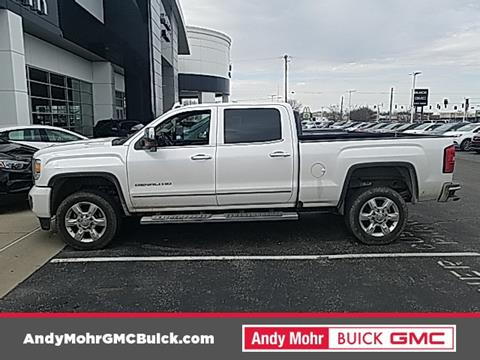 2019 GMC Sierra 2500HD for sale in Fishers, IN