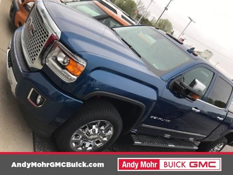 2016 GMC Sierra 2500HD for sale in Fishers, IN