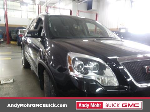2010 GMC Acadia for sale in Fishers, IN