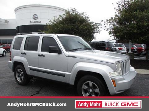 2008 Jeep Liberty for sale in Fishers, IN