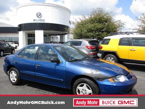 2004 Chevrolet Cavalier for sale in Fishers, IN