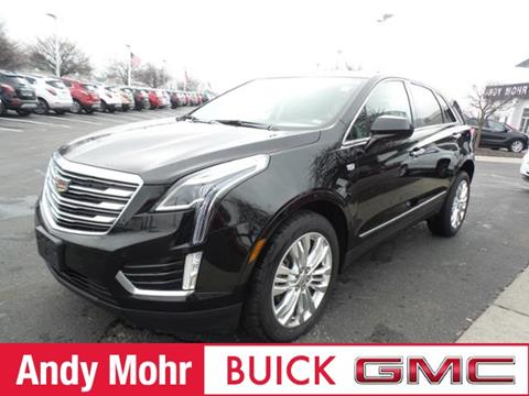 2019 Cadillac XT5 for sale in Fishers, IN