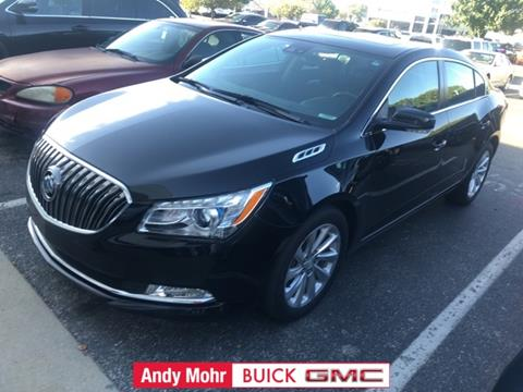 2016 Buick LaCrosse for sale in Fishers, IN
