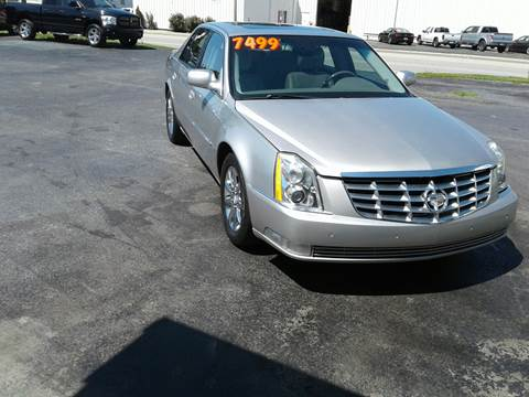 2008 Cadillac DTS for sale in Kokomo, IN