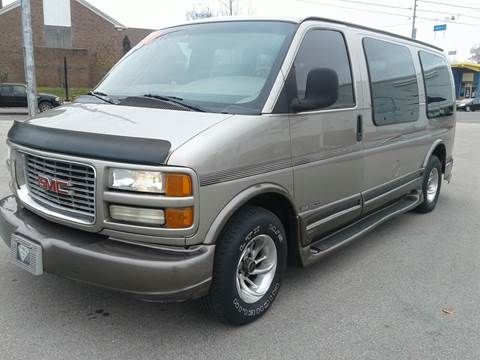 2003 GMC Savana Cutaway For Sale In Kokomo IN