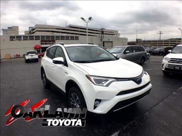2017 Toyota RAV4 Hybrid for sale in Oak Lawn, IL