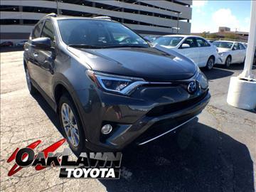 2017 Toyota RAV4 for sale in Oak Lawn, IL
