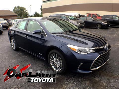 2018 Toyota Avalon Hybrid for sale in Oak Lawn, IL