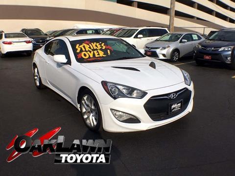 2014 Hyundai Genesis Coupe for sale in Oak Lawn, IL