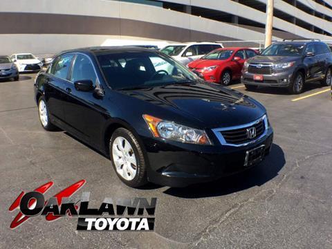 2009 Honda Accord for sale in Oak Lawn, IL