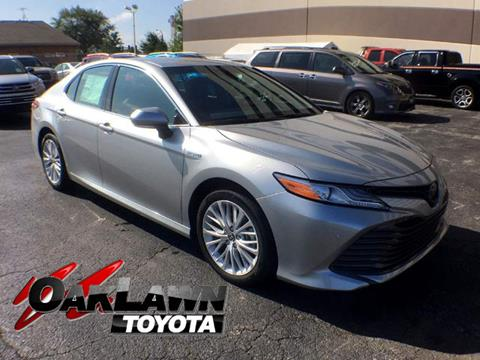 2018 Toyota Camry Hybrid for sale in Oak Lawn, IL
