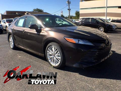 2018 Toyota Camry for sale in Oak Lawn, IL
