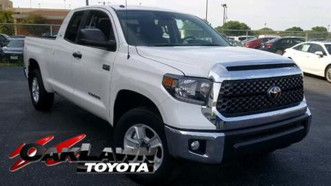 2019 Toyota Tundra for sale in Oak Lawn, IL