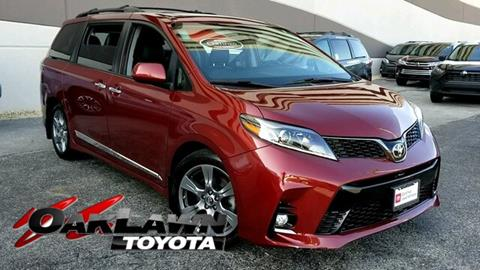 2018 Toyota Sienna for sale in Oak Lawn, IL