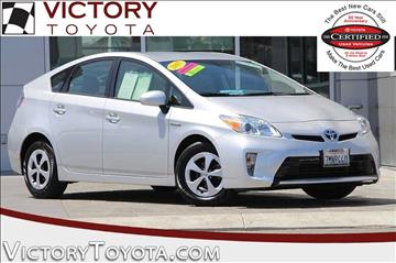 2015 Toyota Prius for sale in Seaside, CA