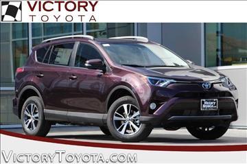 2017 Toyota RAV4 for sale in Seaside, CA