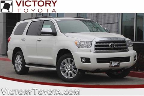2016 Toyota Sequoia for sale in Seaside, CA