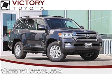 2017 Toyota Land Cruiser for sale in Seaside, CA