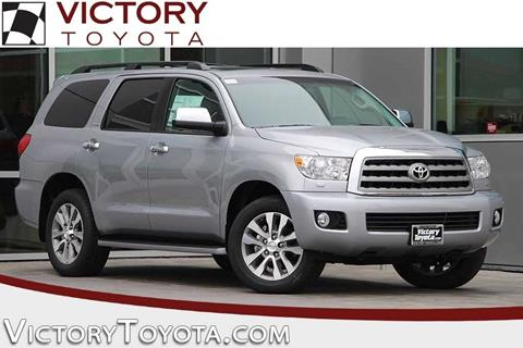2017 Toyota Sequoia for sale in Seaside, CA
