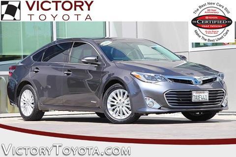 2013 Toyota Avalon Hybrid for sale in Seaside, CA
