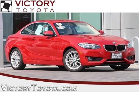 2015 BMW 2 Series for sale in Seaside, CA