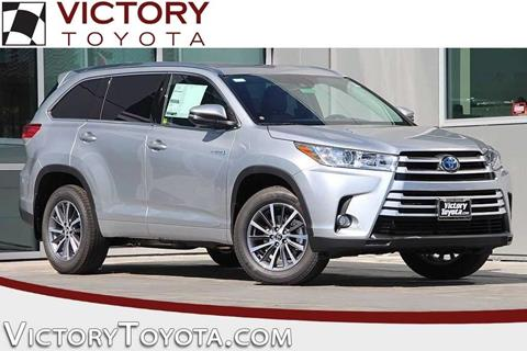 2017 Toyota Highlander Hybrid for sale in Seaside, CA