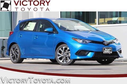 2018 Toyota Corolla iM for sale in Seaside, CA