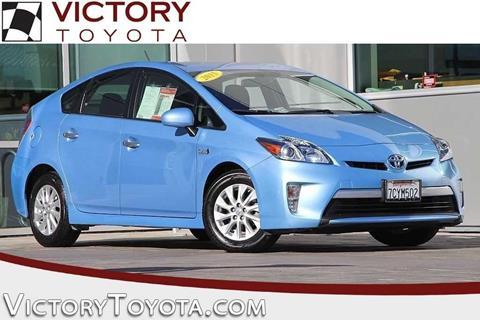 2015 Toyota Prius Plug-in Hybrid for sale in Seaside, CA