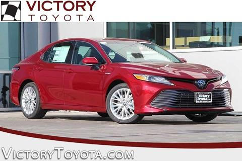 2018 Toyota Camry Hybrid for sale in Seaside, CA
