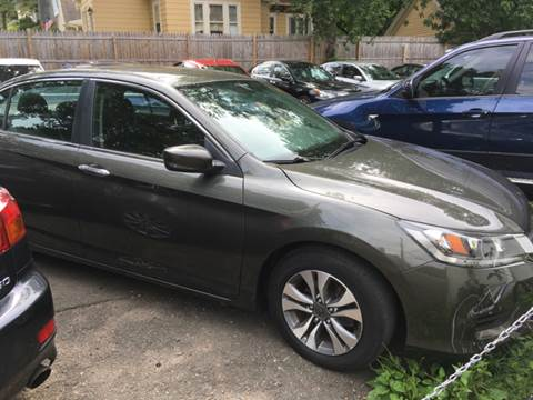 2013 Honda Accord for sale in North Haven, CT
